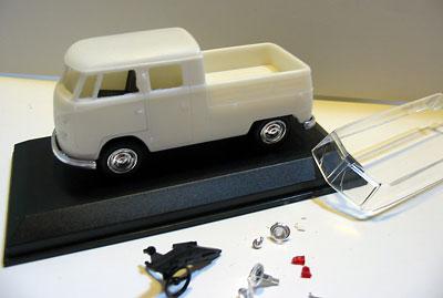 Transkit VW Combi PIckUp